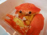 Dominique Ansel Buat Dessert Bentuk <i>Chilli Crab</i> yang Menggemaskan!