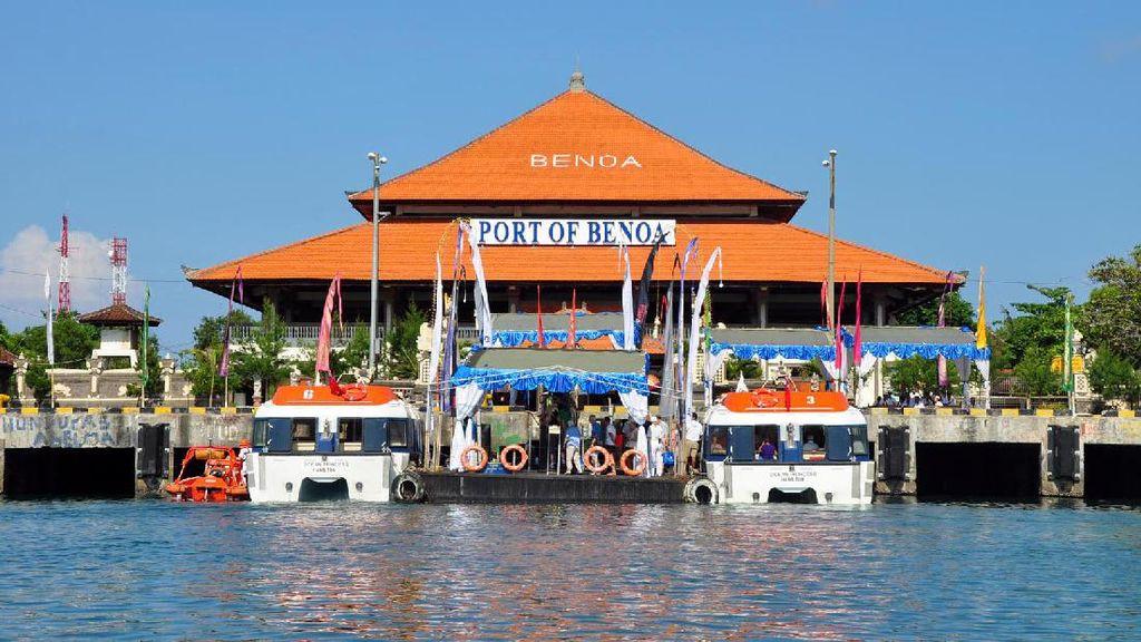 Diperluas, Pelabuhan Benoa Jadi yang Terbesar di Indonesia
