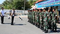 Pembuatan SIM Kolektif Prajurit Yonif Raider 514 Kostrad