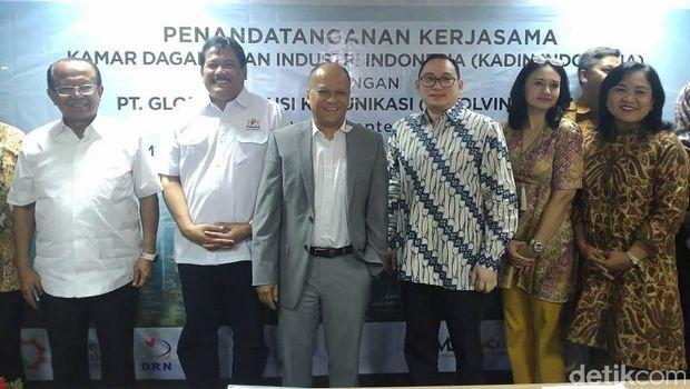 Kadin Indonesia Gandeng Ahli Teknologi dari India