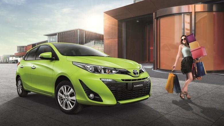 Toyota Thailand Luncurkan Yaris Terbaru, Ini Tampangnya