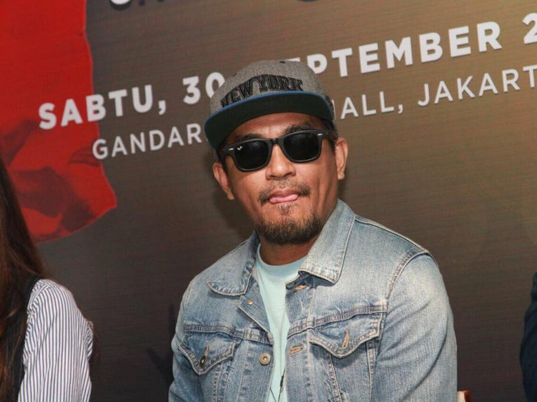 Glenn Fredly: Kami Indonesia Bukan Bahan Lelucon Bagi Para Pecundang!