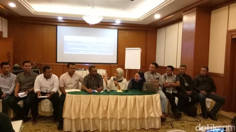 ICW Temukan 49 Kecurangan Terkait Jaminan Kesehatan di 15 Provinsi