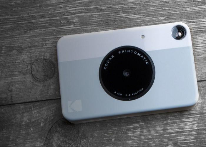 Kodak Printomatic. Foto: Kodak