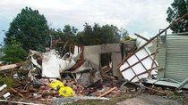 Pasutri Meledakkan Rumah Untuk Klaim Asuransi