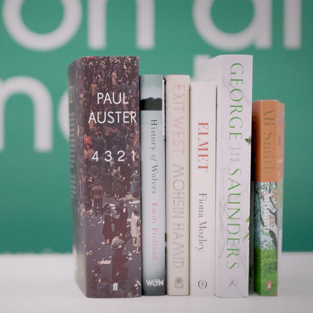 Menanti Pemenang 50 Tahun Penghargaan Bergengsi Man Booker