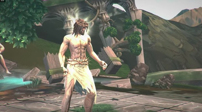 Foto: Screenshot Fight of Gods