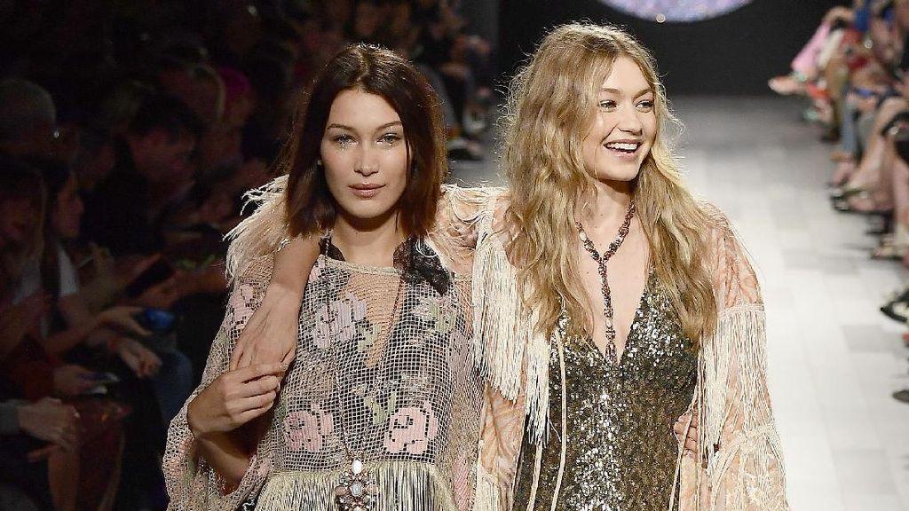 Pembelaan Ibu Bella dan Gigi Hadid Soal Kontroversi Pose Tanpa Busana