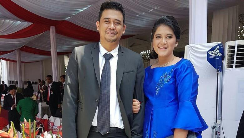 Resepsi Pernikahan Kahiyang-Bobby Juga Akan Digelar di Medan