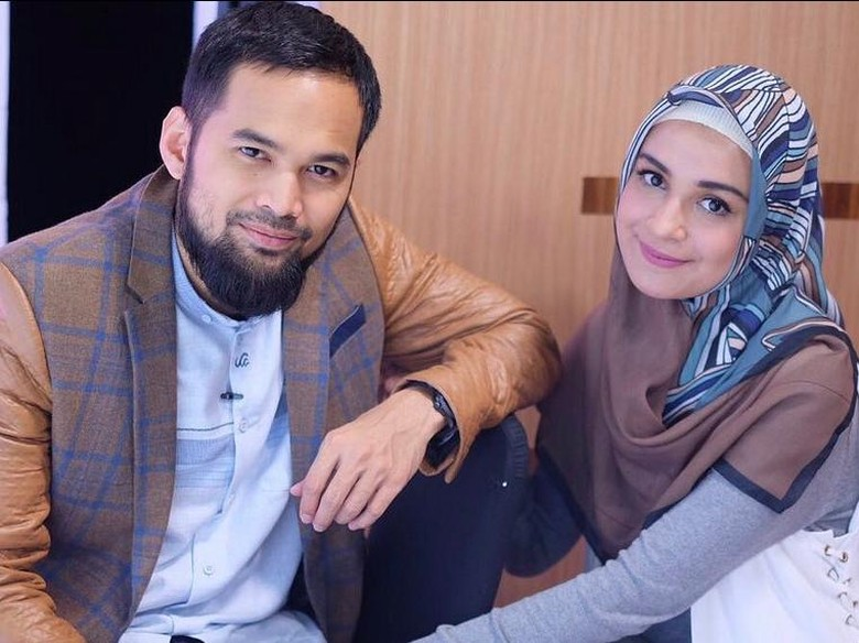 Cie... Teuku Wisnu Gombalin Shireen Sungkar Nih