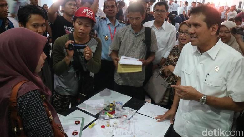 Tinjau Seleksi CPNS di Makassar, Menpan RB: Tak Ada Calo