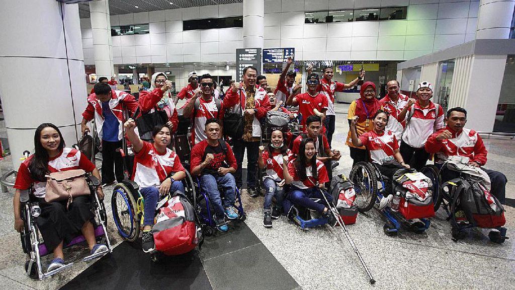 Sore Ini di JIEXPO: Hitung Mundur ASIAN Para Games dan Pembagian Bonus SEA Games