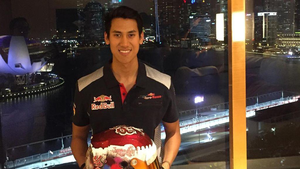 Free Practice GP Singapura, Agar Sean Kian Dekat dengan F1