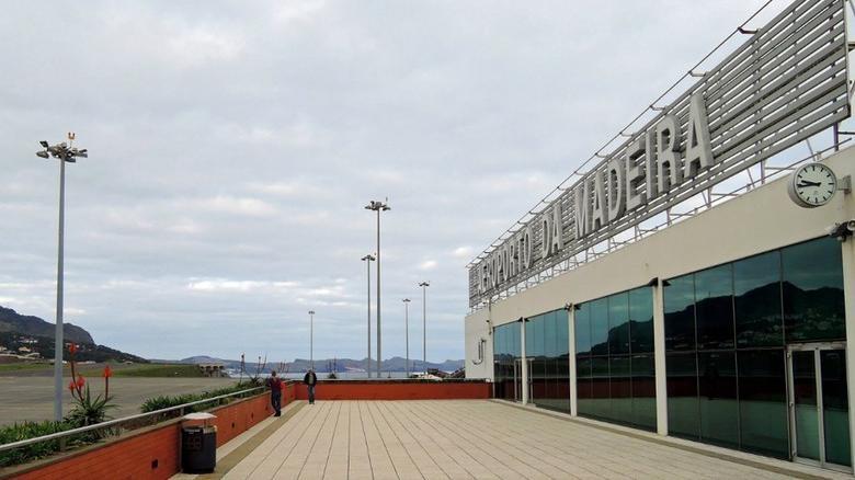 Bandara Cristiano Ronaldo, sebelumnya bernama Bandara Madeira (Petteri Kantokari/Google Maps)