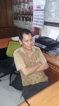 ndra J Piliang ditangkap terkait narkoba