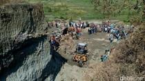 Pemilik Tambang Pasir di Mojokerto Ditetapkan Tersangka
