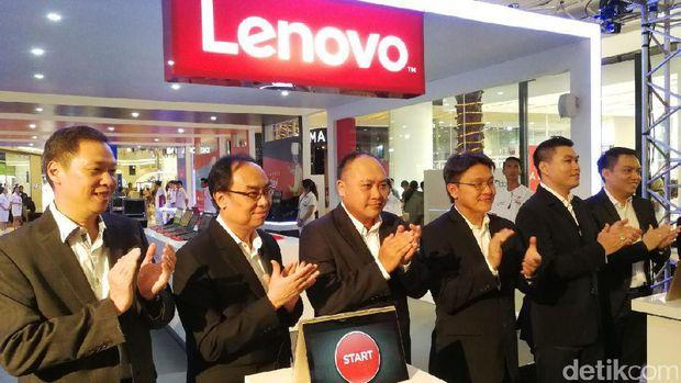 Lenovo Boyong Deretan PC 'Citizen of Tomorrow' ke Jakarta