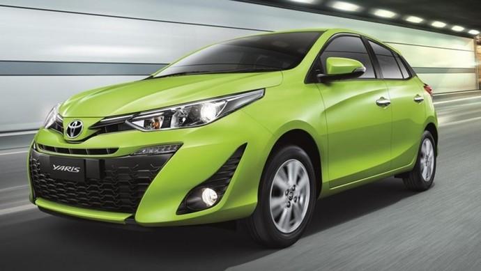 Foto: Toyota Yaris Terbaru Ini Kece atau Tidak?