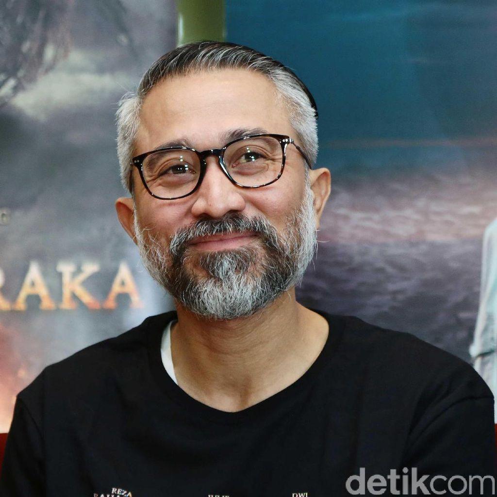 Demi Film Wiro Sableng 212, Lukman Sardi Rela Botaki Rambut