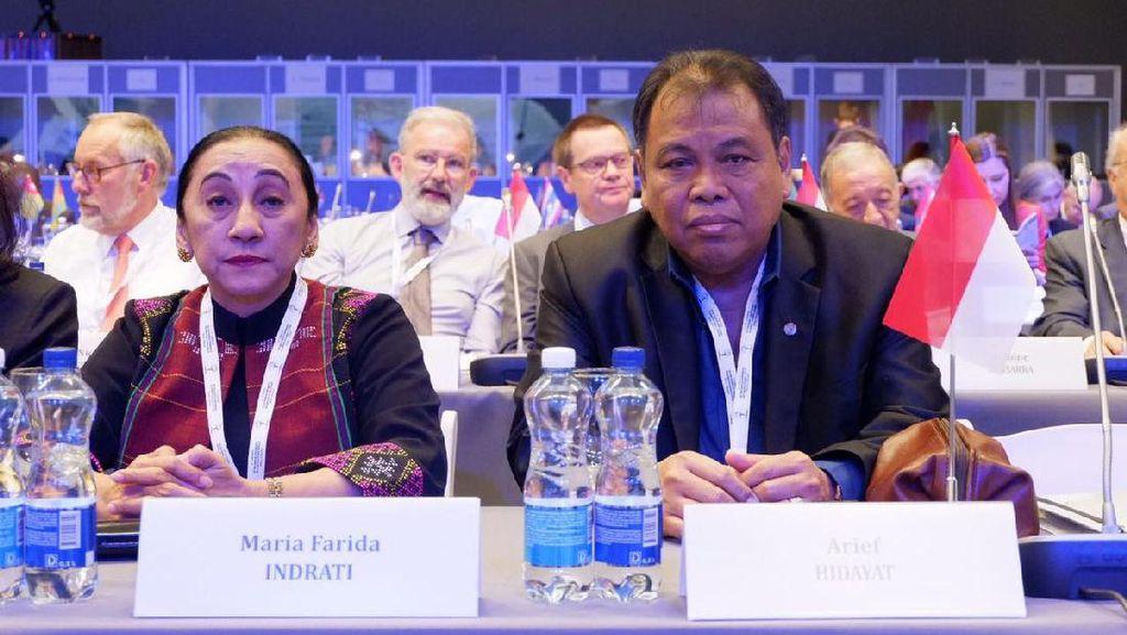 MK Indonesia Wakili Asia Duduk di Forum MK Sedunia