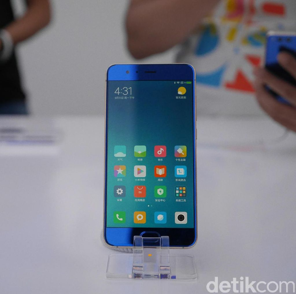 Xiaomi Umumkan Mi Note 3 Versi Murah, RAM Dipangkas