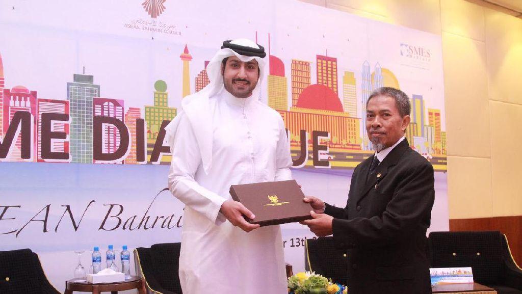 Bahrain Ingin Belajar Soal Pemberdayaan UKM pada Indonesia