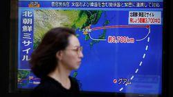 Pertama Kali, Tokyo Gelar Latihan Evakuasi Serangan Rudal Korut
