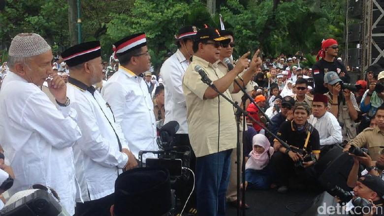 Prabowo: Kalau Kita Tak Beres, Bagaimana Bantu Rohingya?