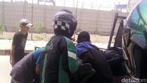Tabrakan dengan Truk Kontainer di Koja, Driver Ojek Online Tewas