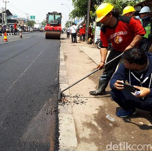 Aspal Campur Plastik Akan Diuji Coba di Tangerang Hingga Makassar