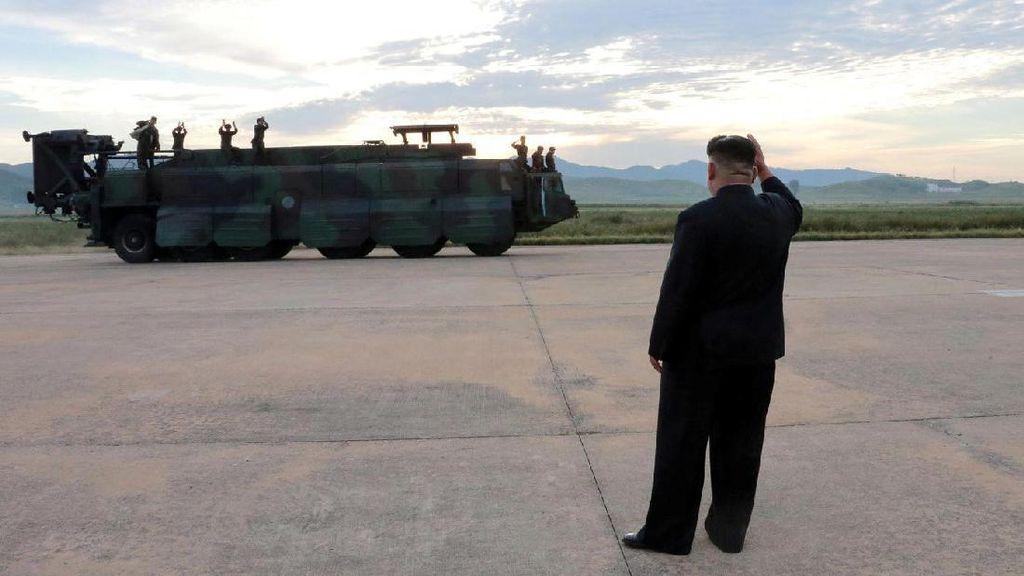 CIA: Korut Makin Dekat Wujudkan Rudal Nuklir yang Bisa Jangkau AS