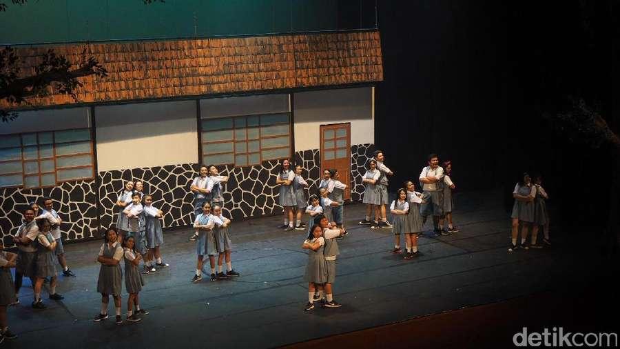 Serunya Drama Musikal Petualangan Sherina