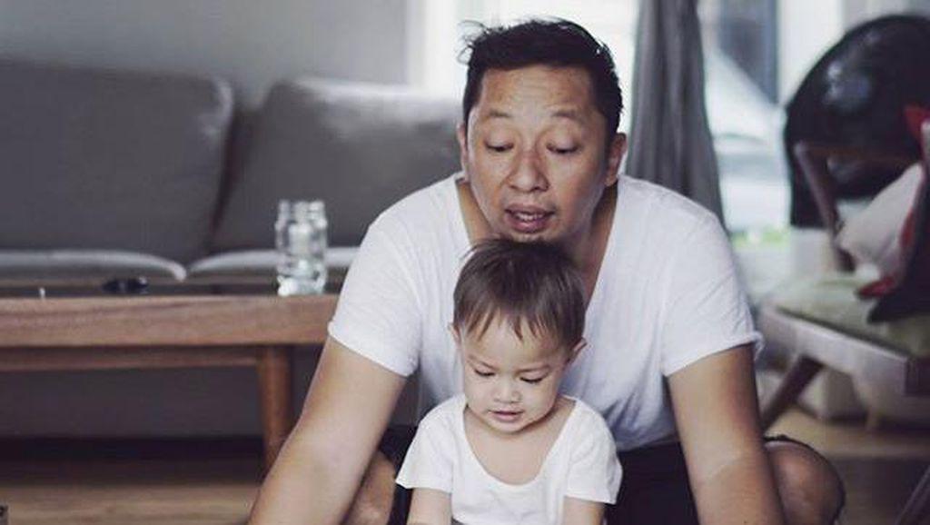 Ringgo Agus Rahman Tak Ingin Ketinggalan Perkembangan Anak