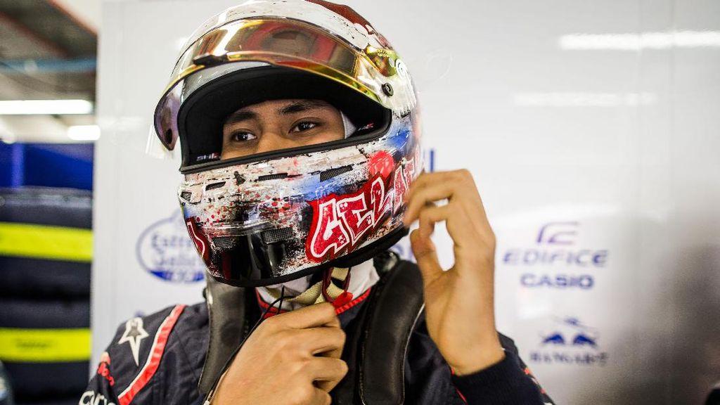 Ayah Sean Gelael: Anak Saya ke F1 2019? Kita Lihat Nanti