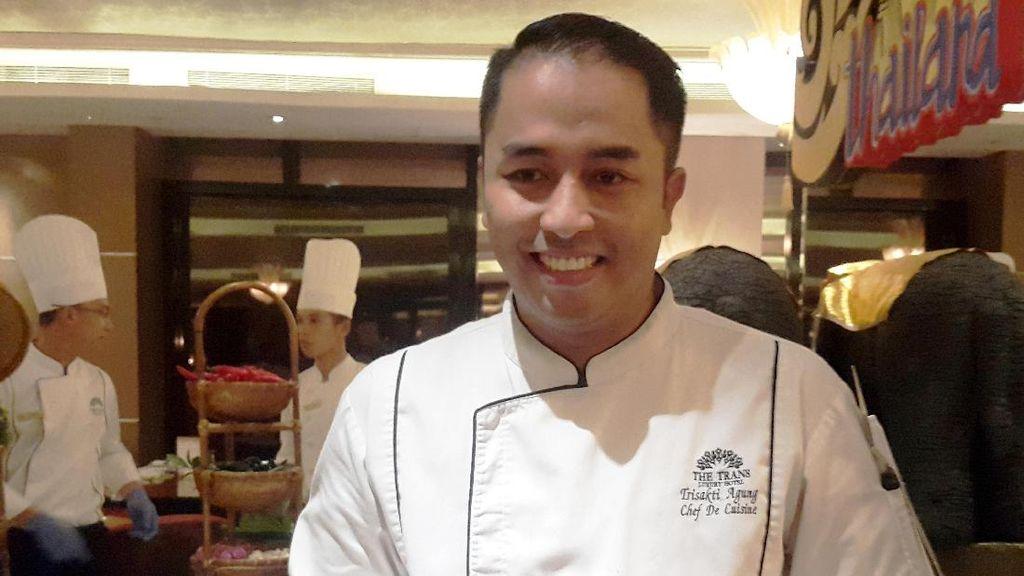 Tempting Thai Tawarkan Kelezatan Hidangan Kerajaan Thailand