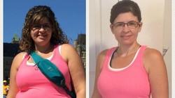 Masalah tiroid bisa menyebabkan seseorang kesulitan untuk mengontrol berat badannya. Hebatnya, para pejuang tiroid ini mampu menurunkan berat badan mereka.