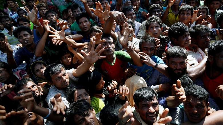PBB Perpanjang Penyelidikan Tindak Kekerasan terhadap Rohingya