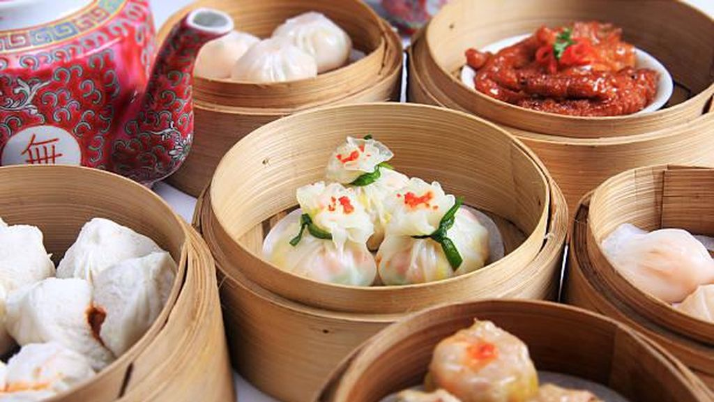 Ini 6 Tips Makan Dim Sum dari Chef China Berbintang Michelin