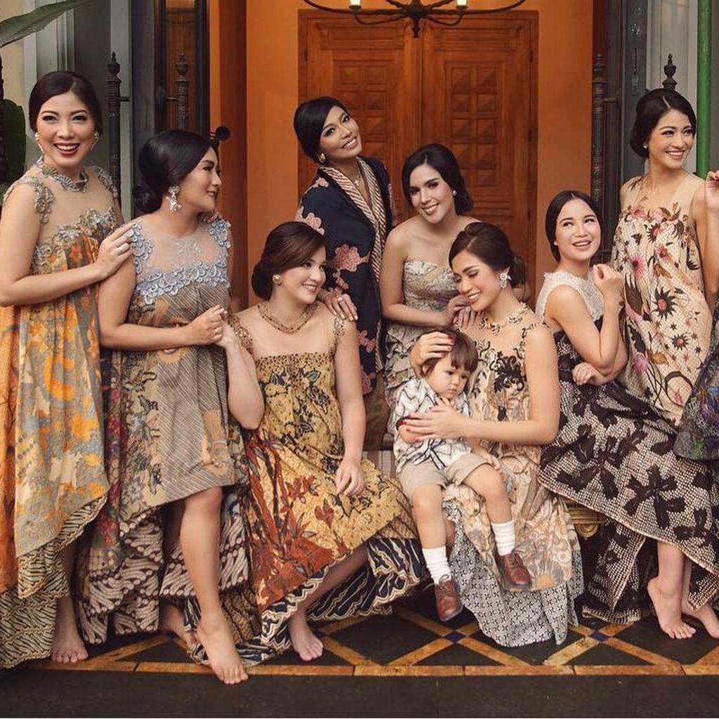 Nia Ramadhani Bicara soal Keluarnya Karenina Sunny dari Girls Squad