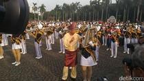 Semarak Peringatan Hari Perhubungan Nasional di Monas
