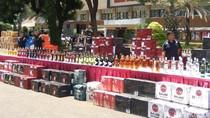50 Ribu Botol Minuman Alkohol Diselundupkan via Jalur Intersuler