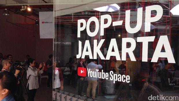 Target Google Gelar YouTube Space: Kolaborasi Musisi