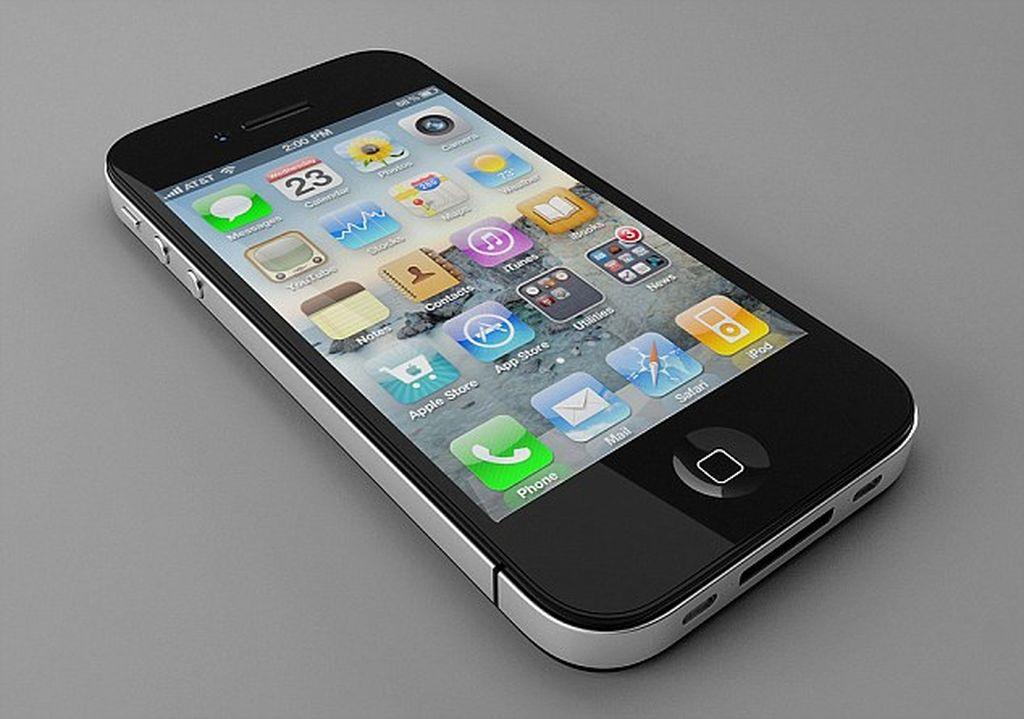 Ini adalah iPhone 4 yang diperkenalkan mendiang Steve Jobs pada tahun 2010 sebagai suksesor iPhone 3GS. Desainnya memang jauh lebih baik dari generasi sebelumnya, tapi iPhone 4 ini banyak skandal. Foto: iMore