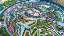 Foto: Taman Bunga Terbesar di Dunia