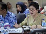 Menkes Tak Sepakat dengan Revolusi Putih Gagasan Prabowo