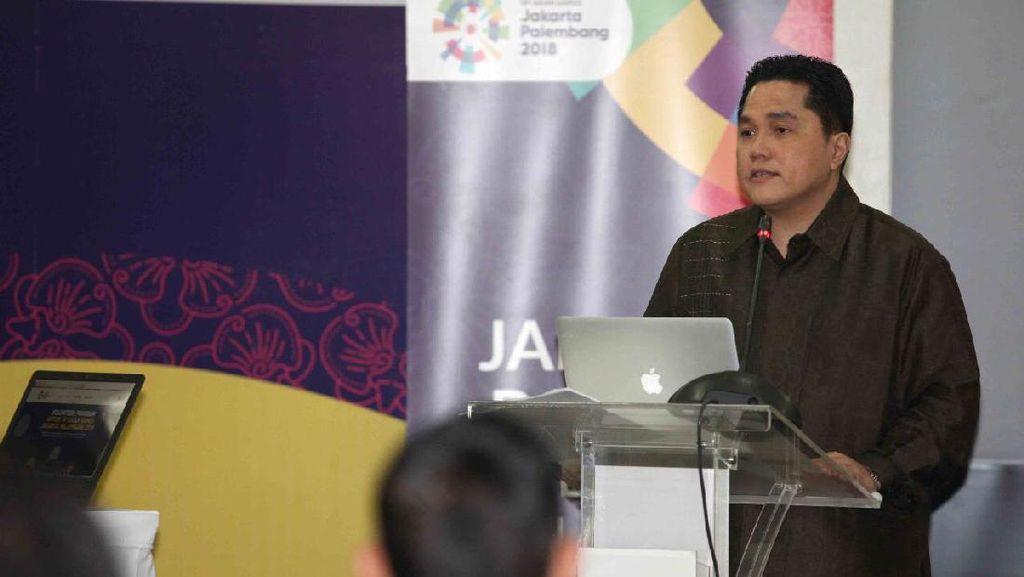 Erick Thohir Segera Koordinasi dengan Imigrasi terkait Visa untuk Asian Games