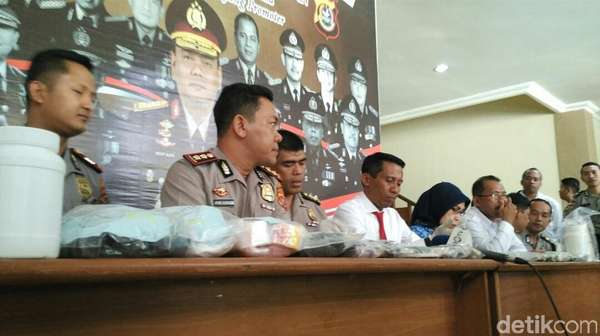 Kasus Obat PCC di Kendari, Jumlah Tersangka Jadi 16 Orang