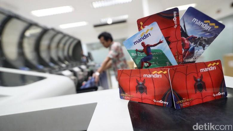 Isi Ulang e-Money di atas Rp 200.000 Kena Biaya, Ini Aturannya