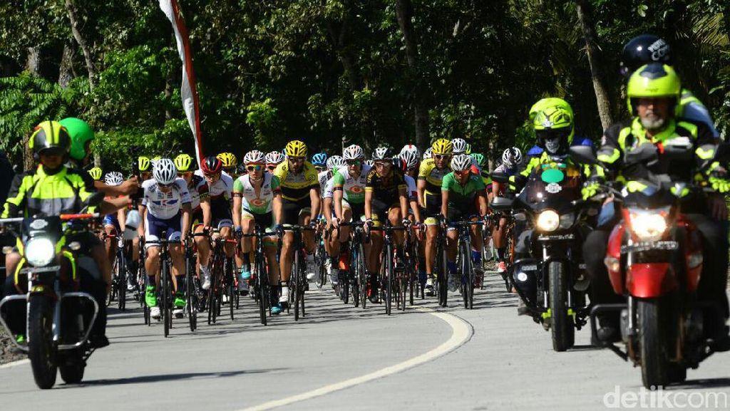 Tour de Banyuwangi Ijen 2017 Tempuh Empat Etape