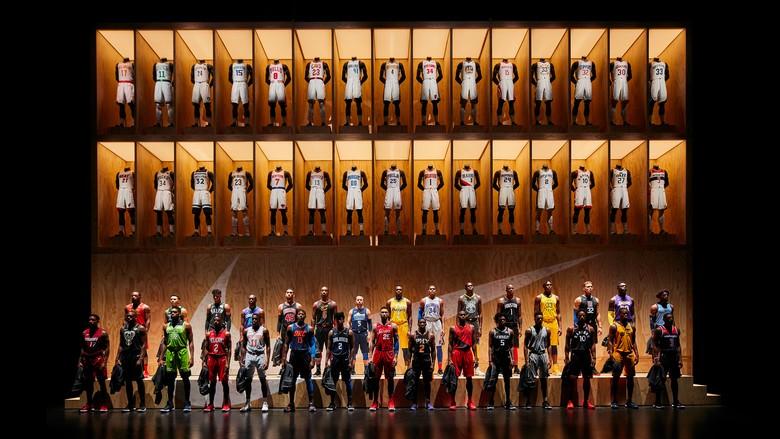 Parade Jersey Baru Tim-tim NBA (Bagian I)